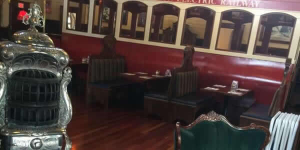 The Old Spaghetti Factory Room
